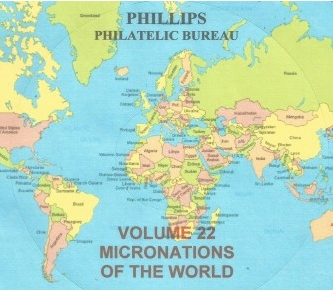 Ralph Phillips Micronations Catalogue